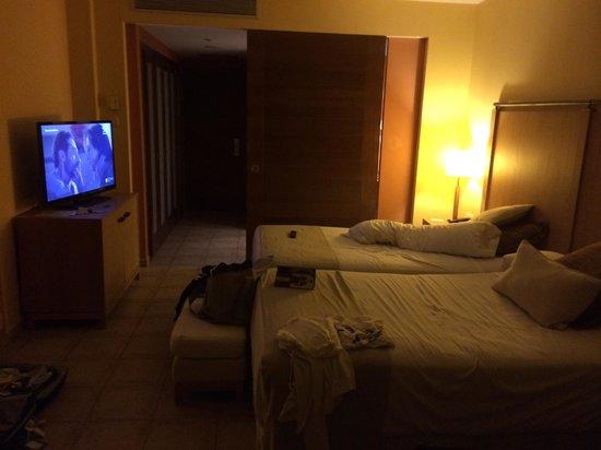 Hesperia Lanzarote: Habitación