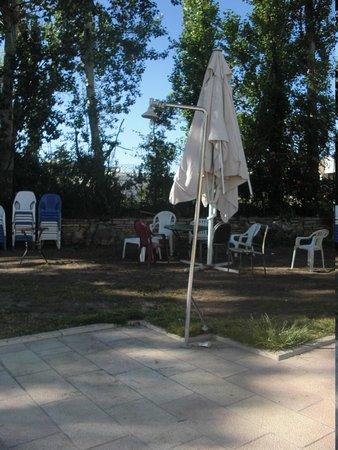 Jerusalem Gardens Hotel & Spa: extérieurs piscine