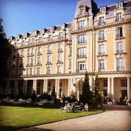 Club Med Vittel le Parc: Chateau de l'hôtel
