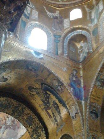 Santa Maria dell'Ammiraglio (La Martorana): mosaici