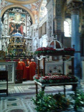 Santa Maria dell'Ammiraglio (La Martorana): pasqua ortodossa
