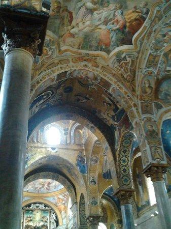 Santa Maria dell'Ammiraglio (La Martorana): interno