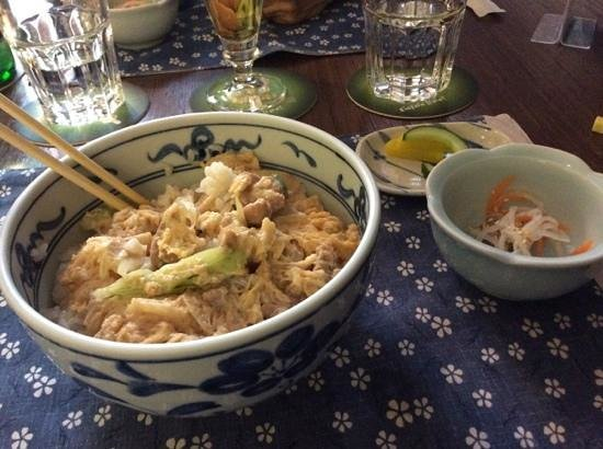 Nihonbashi: A delicious new dish for me