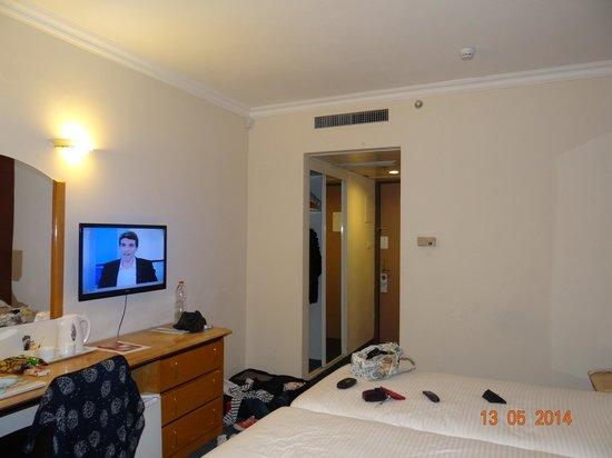 Jerusalem Gardens Hotel & Spa: chambre