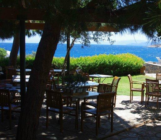 St. Nicolas Bay Resort Hotel & Villas : Frühstücksbereich