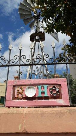 Boho Hostel : Boho gate