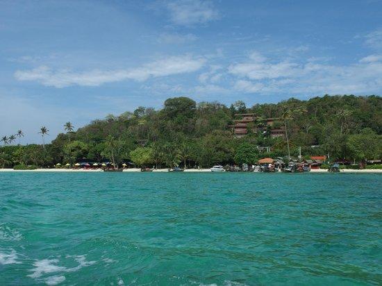 Zeavola Resort : Spiaggia