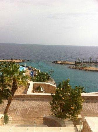 Citadel Azur Resort: Это тоже вид  с балкона