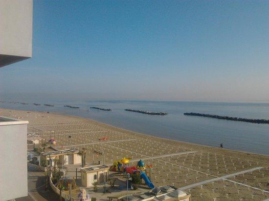 Milano Resort: vista dal 3° piano