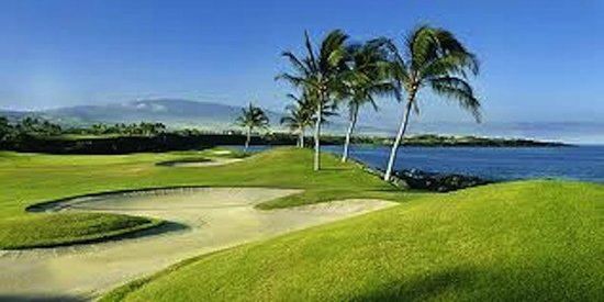 Fairways at Mauna Lani: Francis I'i Brown golf course