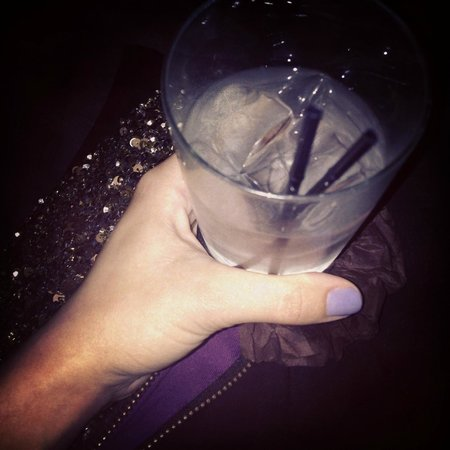 Eighteenth Street Lounge: Gin & tonic