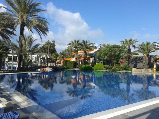 Club Asteria Belek : Pool with slides