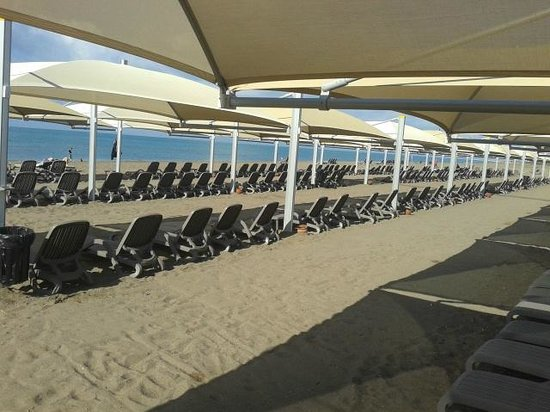Club Asteria Belek : Beach