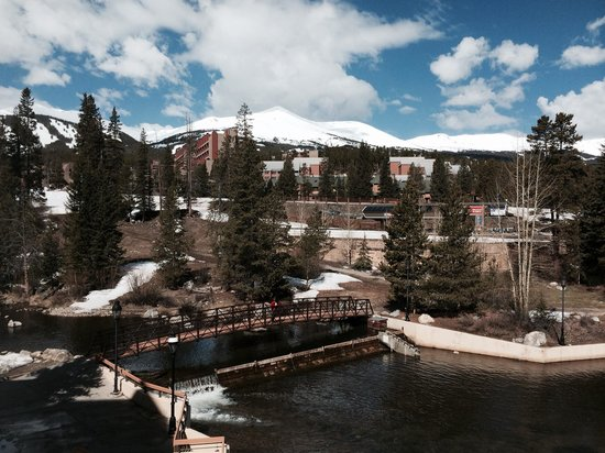 Marriott's Mountain Valley Lodge at Breckenridge : View from our room