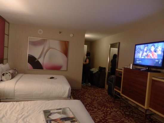MGM Grand Hotel and Casino: habitacion