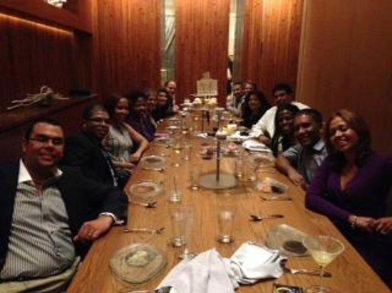 Sensi: Private Dinning Room