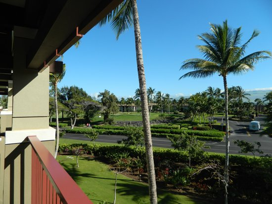 Kohala Suites by Hilton Grand Vacations: View from our veranda