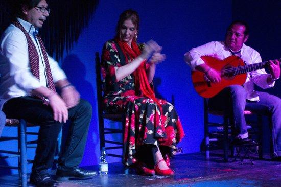 Kelipe Centro de Arte Flamenco: performance