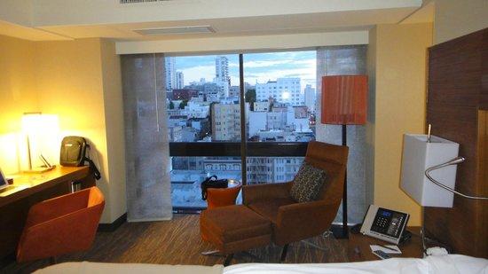 Grand Hyatt San Francisco : room 1607
