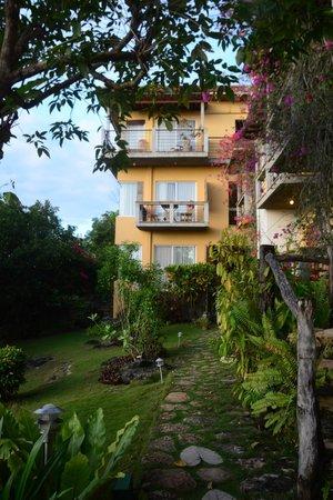 Amarela Resort: Hotel grounds