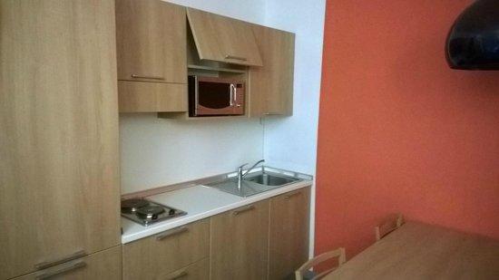 Villaggio Olimpico Sestriere - TH Resorts : Angolo cucina