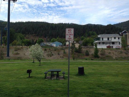 FairBridge Inn & Suites Kellogg: No dogs allowed