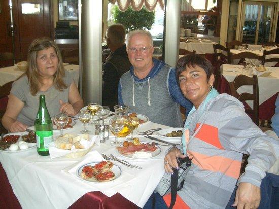 Ristorante Titino Srl: Pranzo domenicale