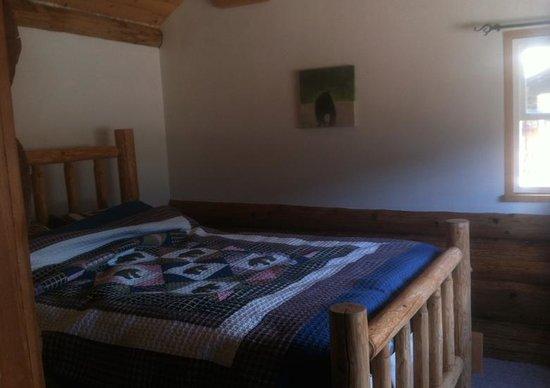 Clearwater Springs Ranch: Master bedroom