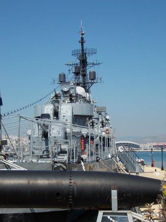 Floating Naval Museum Battleship Averof: A nice museum