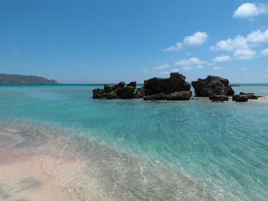 WOW! - Picture of Elafonissi Beach, Elafonissi - TripAdvisor