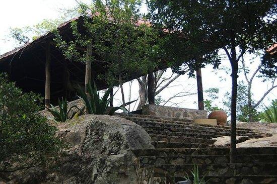 Galapita Eco Lodge: A Bed room