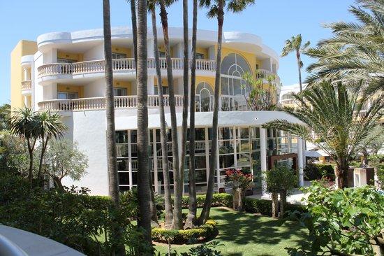 IBEROSTAR Albufera Playa: Recepcion hotel