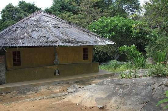 Galapita Eco Lodge: A Bedroom