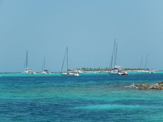 Tobago Cays: Part of Tabogo Keys