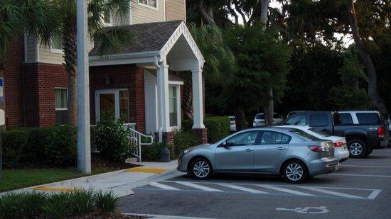 Residence Inn Amelia Island : Hotel Entrance