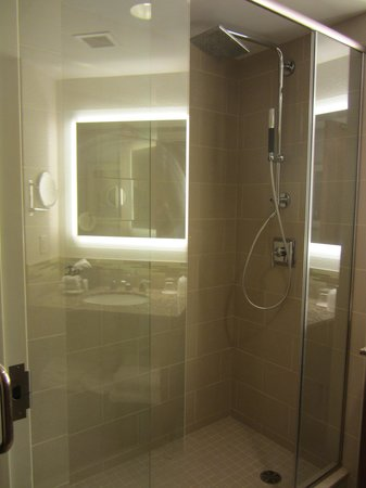 The Westin Minneapolis: Heavenly shower in bathroom