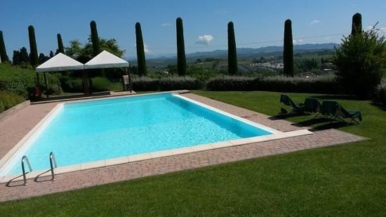 Sangallo Park Hotel : piscina