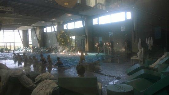 Thalazur de Cabourg : piscine