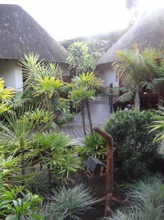 Lodge Afrique: Garden