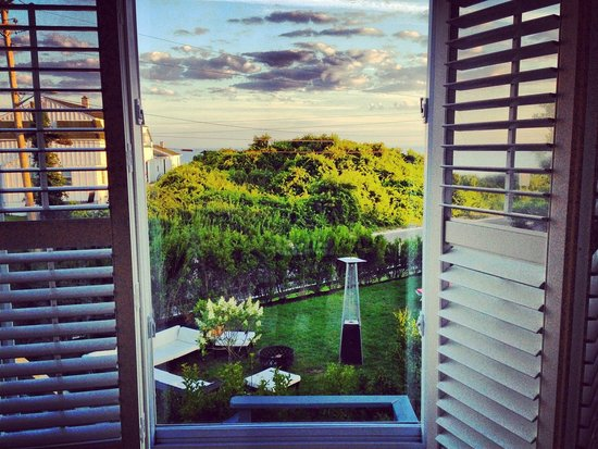 Haven Montauk: View from a guest room
