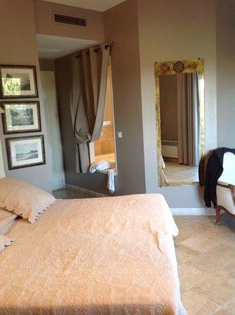 Hotel La Vigne de Ramatuelle: chambre 5