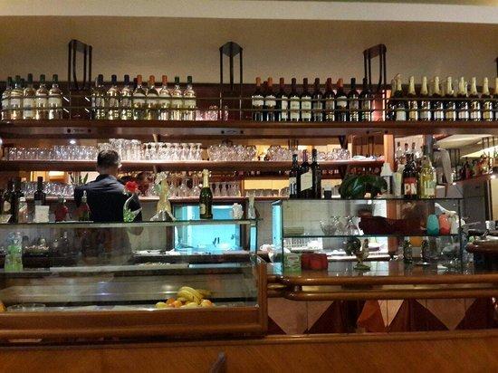 Restaurant Pizzeria la Dolce Vita: Bar