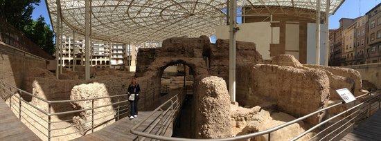 Museo del Teatro Romano de Caesaraugusta: Roman Theatre.