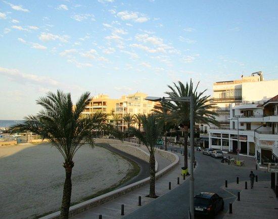Hotel Las Arenas: view