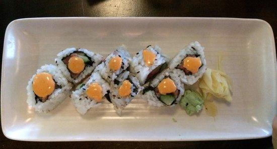 Legal C Bar: Tuna Spicy Maki Roll