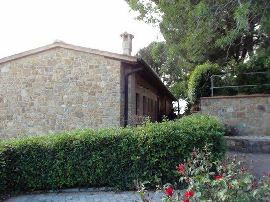 Hotel Villa San Giorgio: panorama hotel