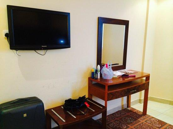 Nawazi Watheer Hotel: Bedroom