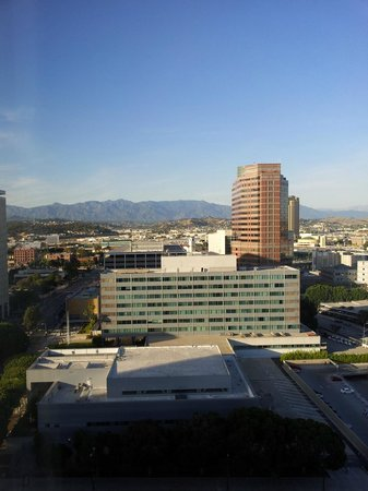 DoubleTree by Hilton Hotel Los Angeles Downtown: Nice view