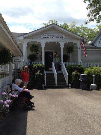 The Bulloch House Restaurant: Front