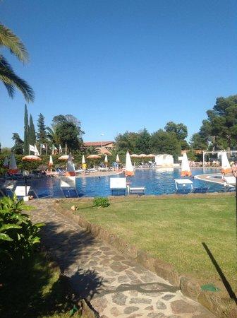 Villaggio Li Cucutti: la piscine